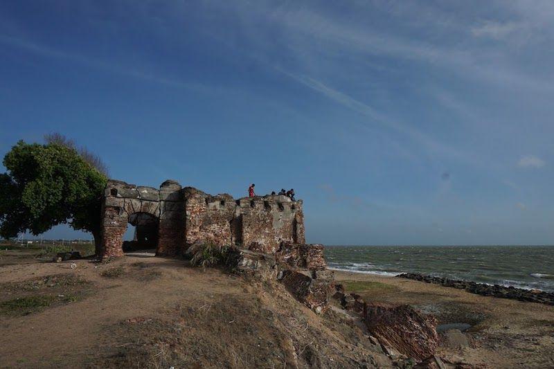 Doric Fort sri lanka