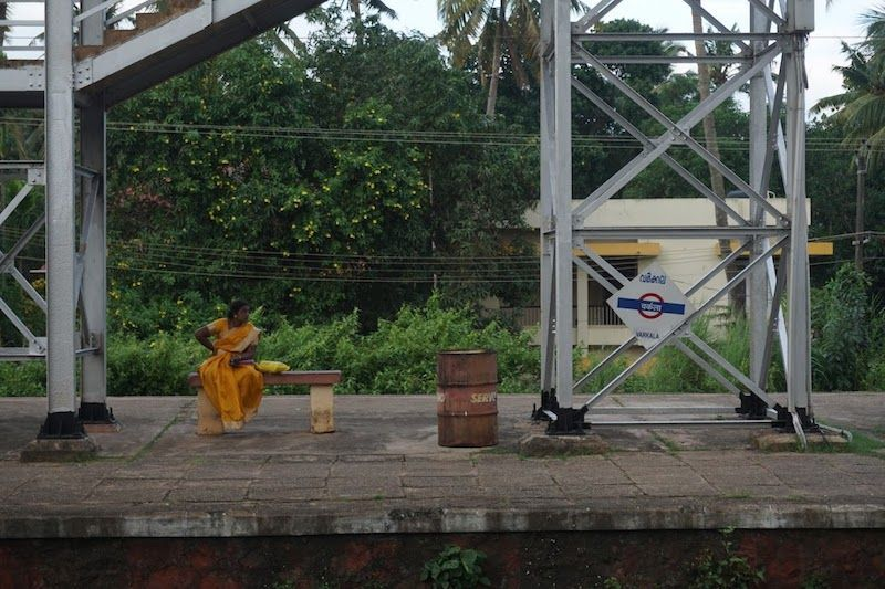 estación-de-tren-varkala