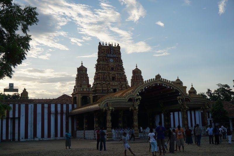 jaffna templo