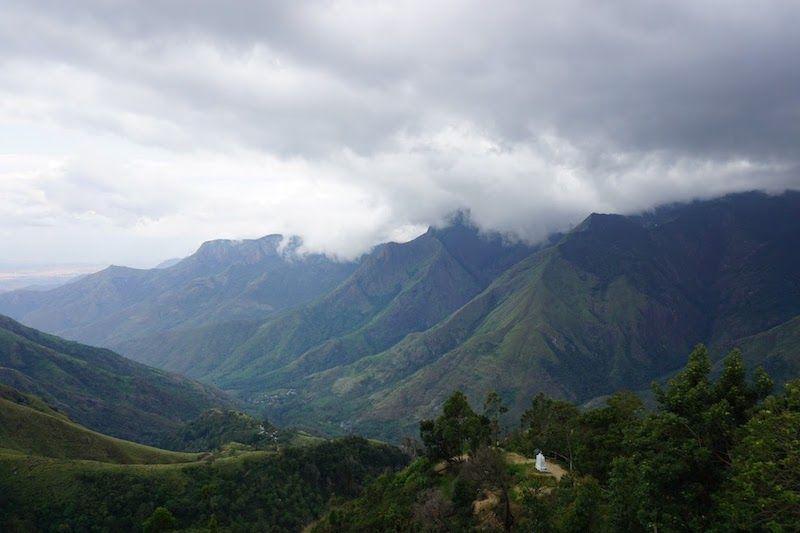 montañas de munnar