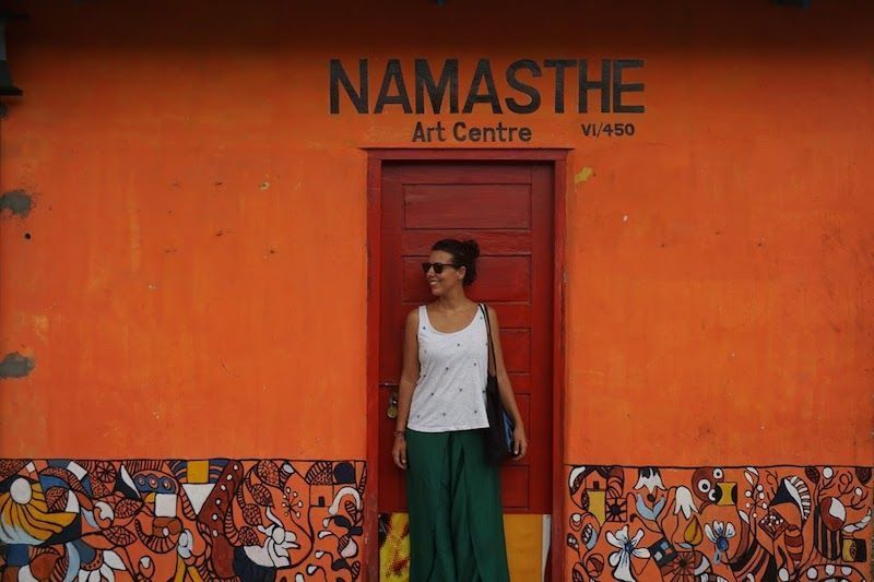 Namasthe en Kochi