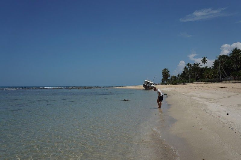 playa en point pedro
