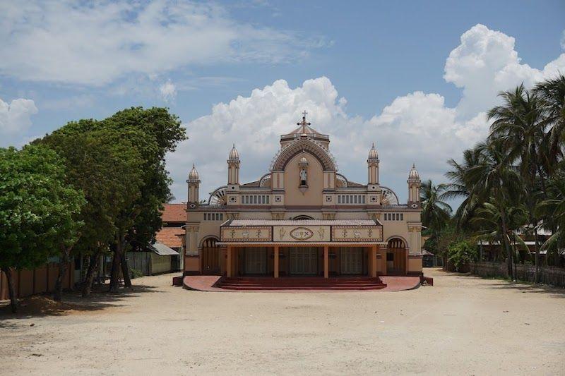 iglesia en point pedro