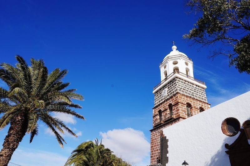 Iglesia de Teguise