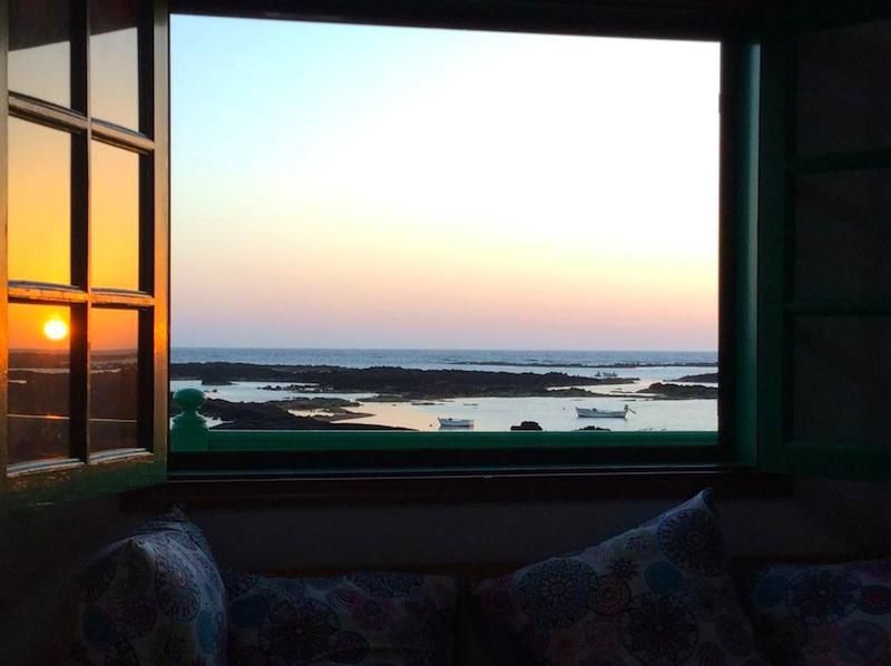 Ocean Sunshine en Órzola. Foto de Booking