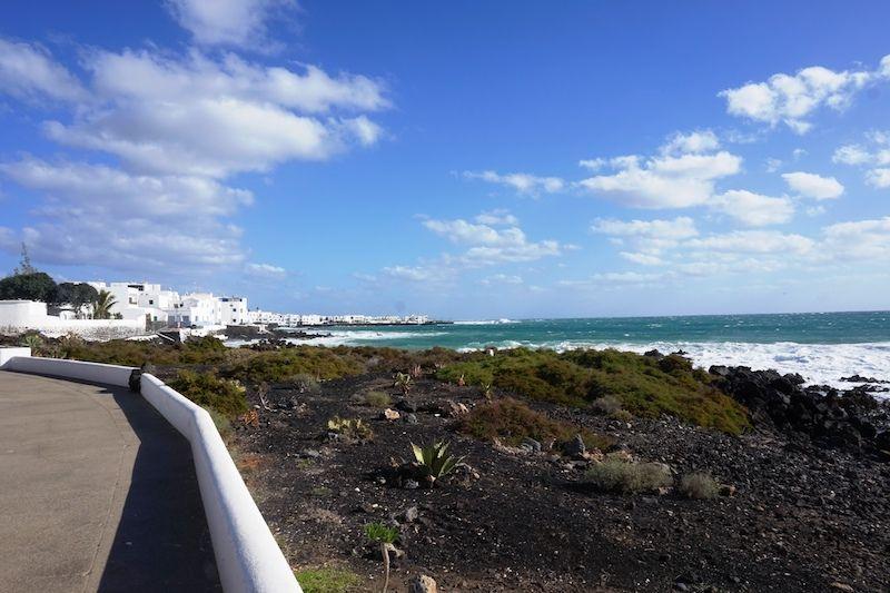 """vistas desde la urbanización """"Casitas del Mar"""