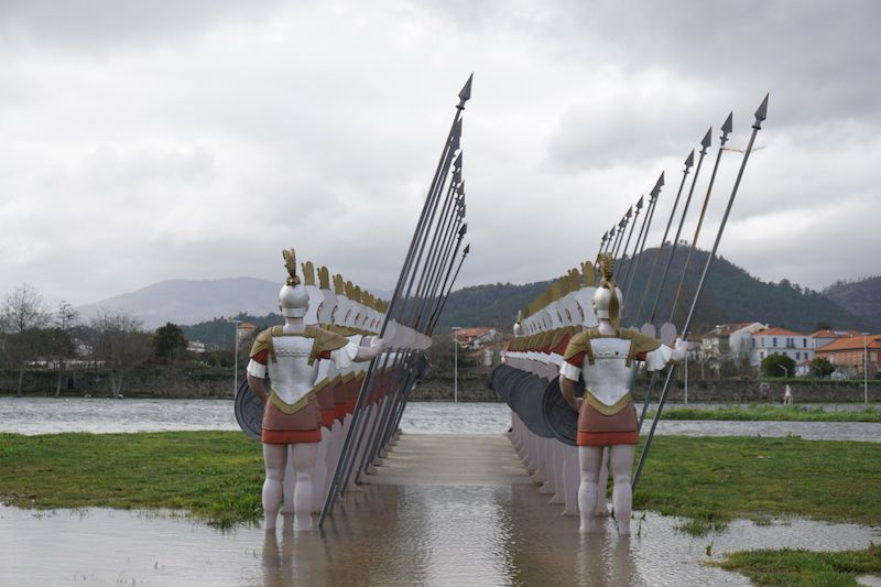 Soldados-Romanos-Ponte-de-Lima