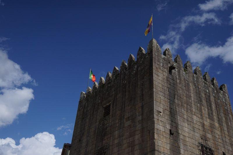 """La """"Torre da Cadeia Velha"""" (la torre de la antigua cárcel)"""
