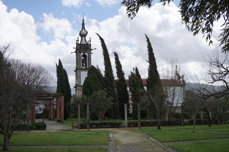 """La iglesia de """"Santo Antonio da Torre Velha"""""""