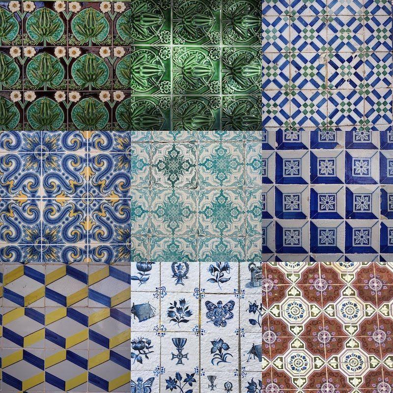 Hay que ir con la mirada atenta por las calles de Lisboa para fijarse en una de sus mayores bellezas: los azulejos...