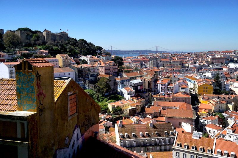 Mirador da Graça, Lisboa