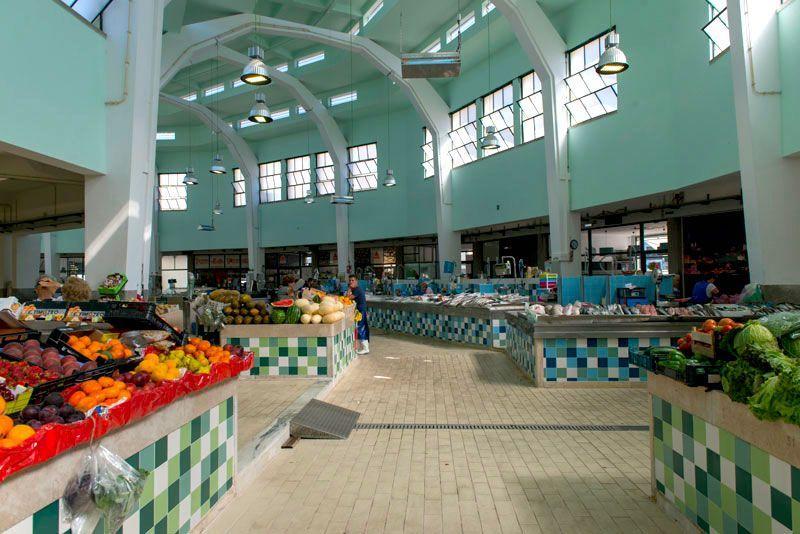 El Mercado de Arroios. Foto de CMLisboa