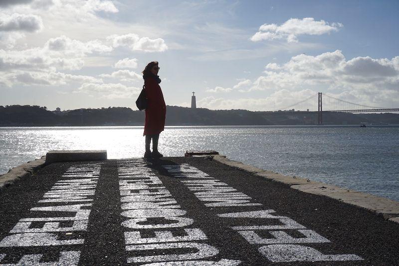 Antes de coger el barco, disfruta de las vistas que Lisboa te regala a orillas del Tajo, en Cais do Sodré