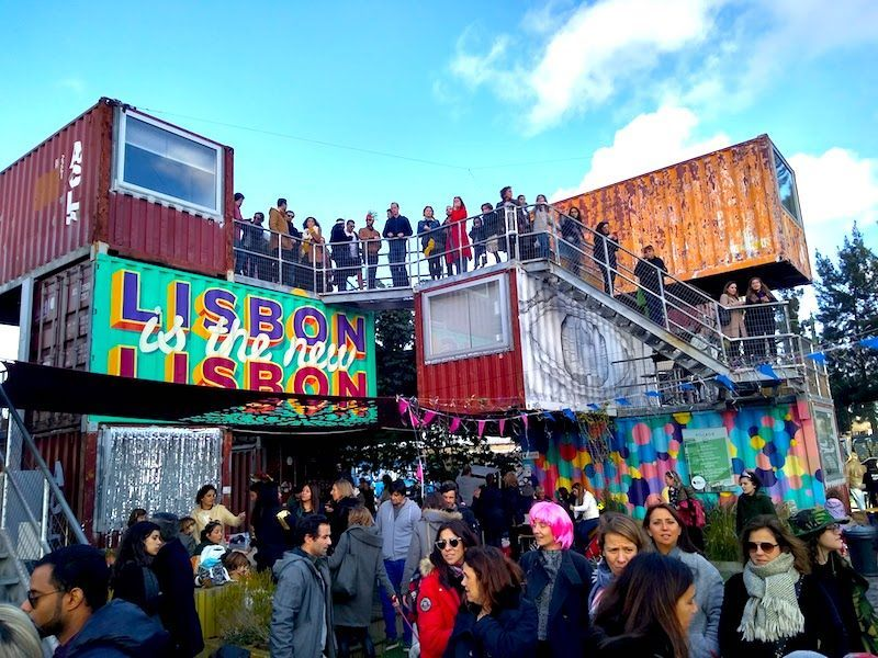 Carnaval en el Village Underground