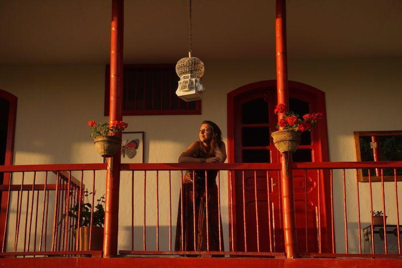 No nos queríamos ir de Hacienda Venecia: una autêntica hacienda cafetera en funcionamiento, con un entorno idílico, comodidad, comida deliciosa, plantaciones donde perderse, barra de libre de café y piscin