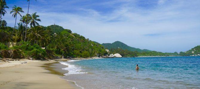 Guía para ir al  Parque Nacional Tayrona por libre: naturaleza en estado puro a orillas del Caribe