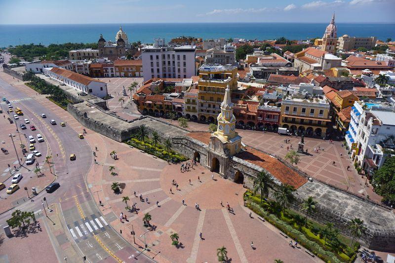 La bella Cartagena de Indias