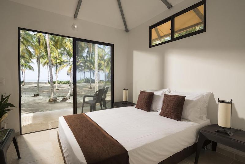 ¿A quién no le apetece despertarse con vistas al mar? Lo puedes hacer en el Tayrona Tented Lodge.