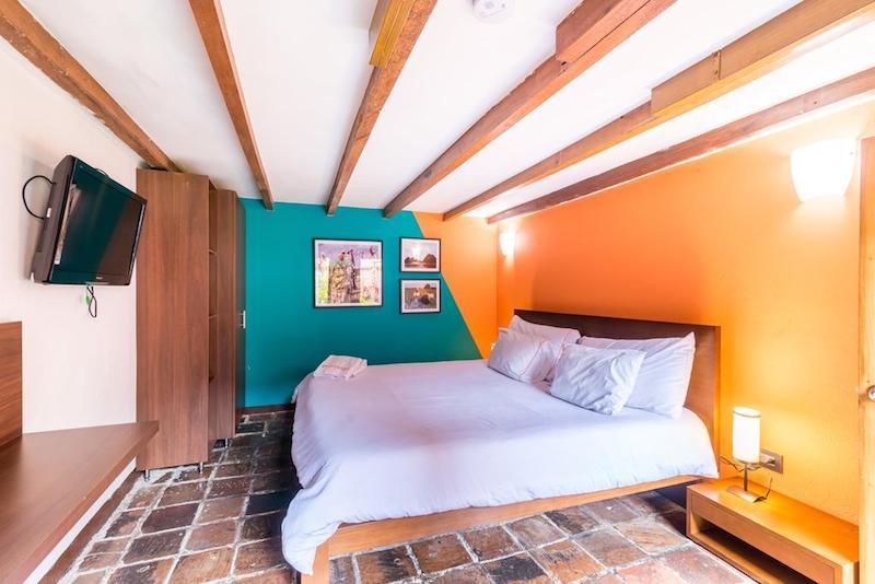 Habitación en el Masaya, Candelaria, Bogotá