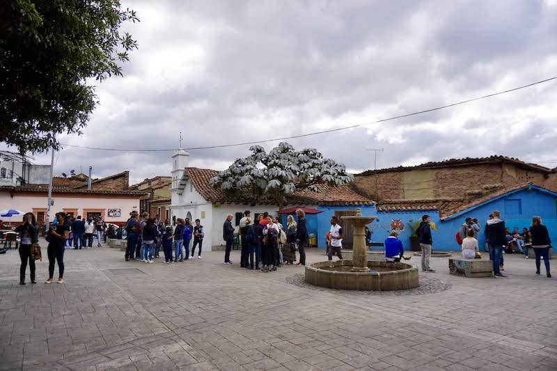 El Chorro de Quevedo, en Candelaria