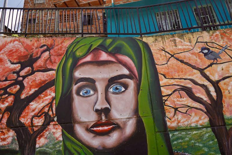 Arte en la Comuna 13