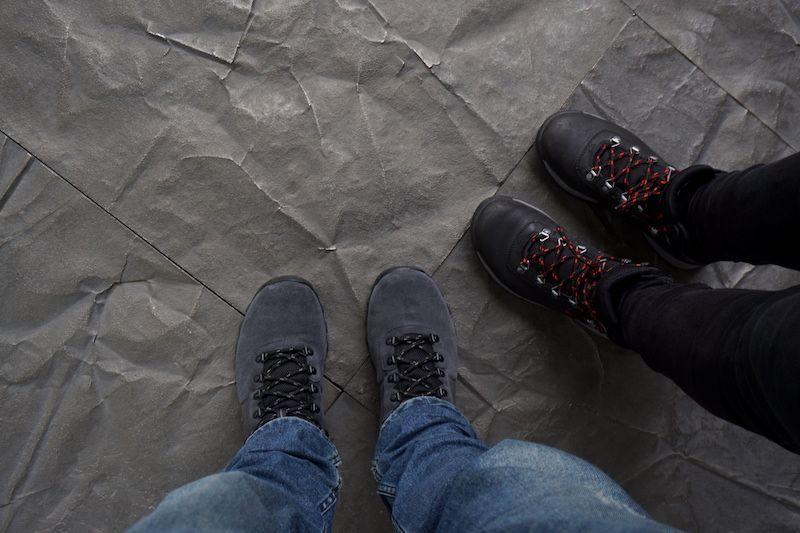Nuestros pies en Fragmentos