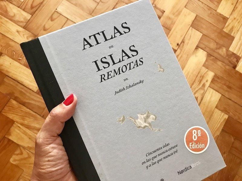 """Nuestro """"Atlas de las islas remotas"""": 50 islas alejadas de tierra firme, de la gente, los aeropuertos y los folletos turísticos. Una maravilla para todos los amantes de los viajes"""