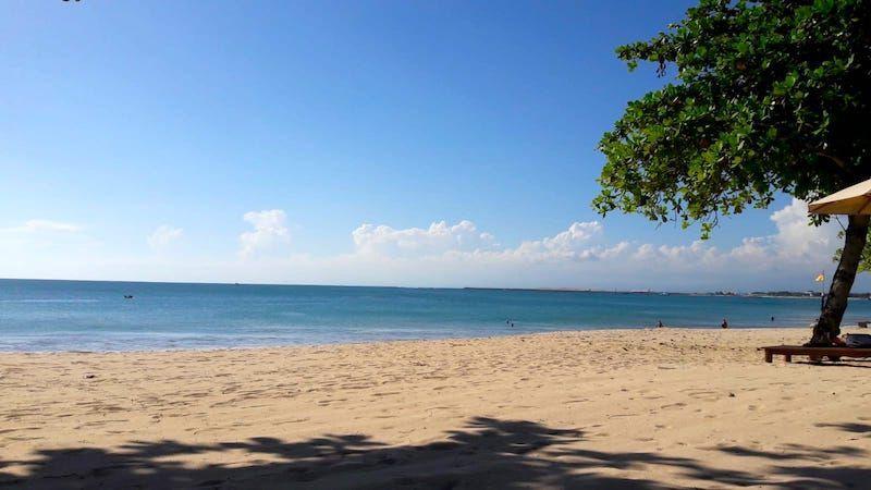 Playa en Jimbaran
