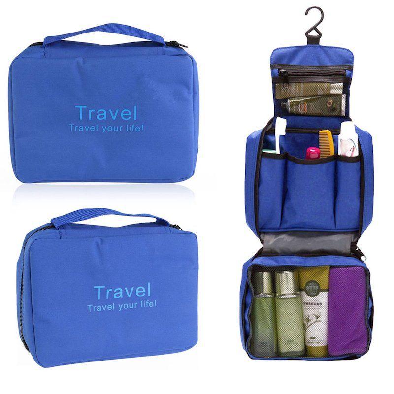 Neceser de Viaje práctico que se puede colgar
