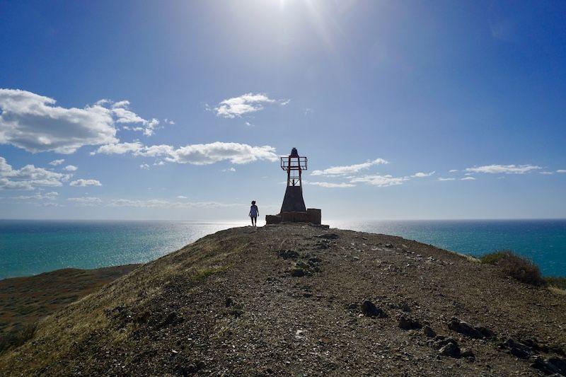 El faro de Cabo de la Vela, Alta Guajira