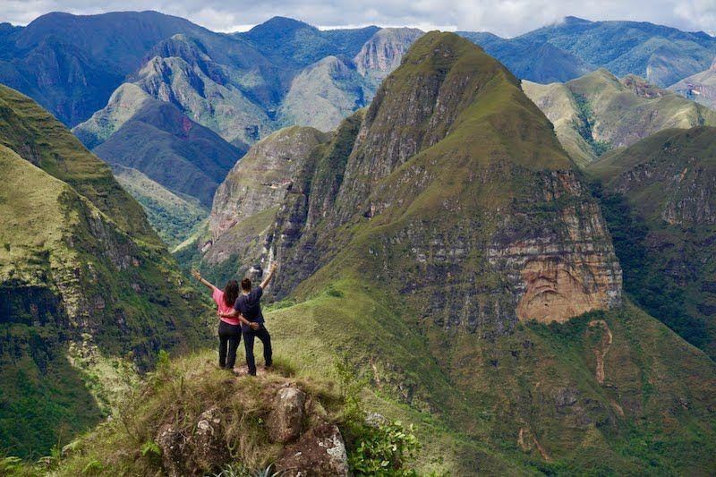 ¿Te imaginabas Bolivia con estos paisajes? Te presentamos el Codo de los Andes, en Samaipata
