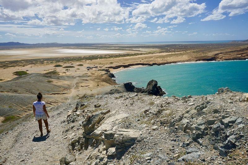 La Playa del Pilón de Azúcar. Alta Guajira