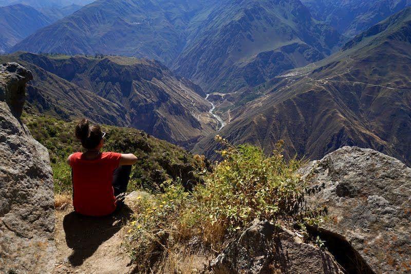 El increíble Cañón del Colca donde avistamos el cóndor andino