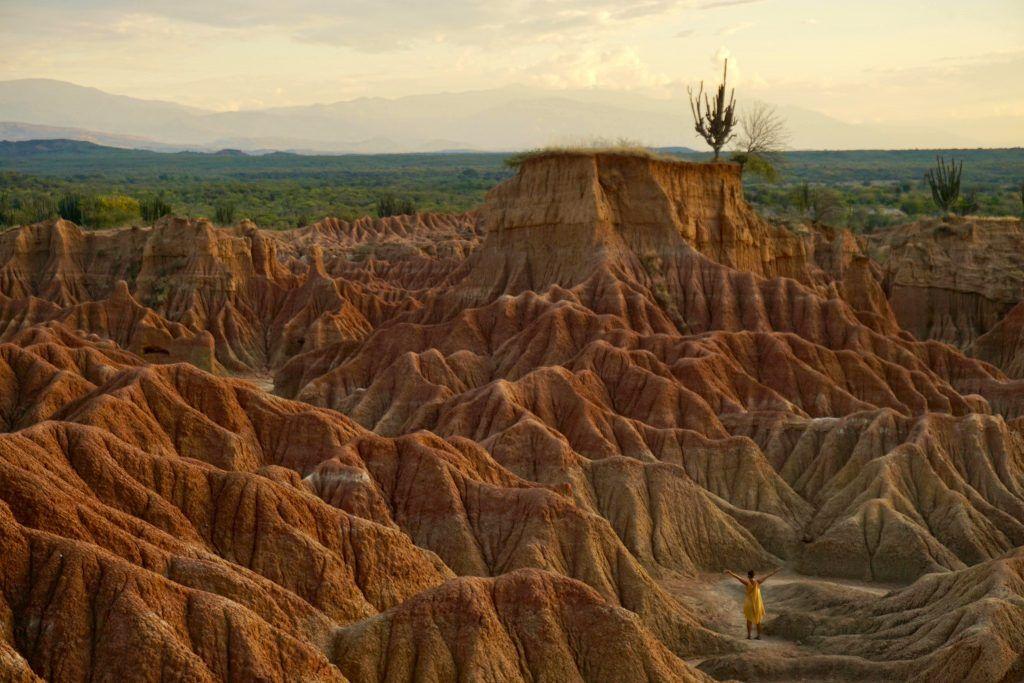Y cuando crees que Colombia no puede sorprenderte más, va y te presenta al desierto de la Tatacoa