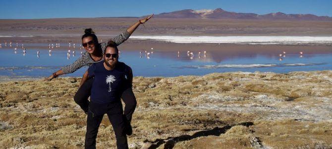 Itinerario de 8 meses por Latinoamérica: Colombia, Ecuador, Perú, Bolivia y Chile en nuestro #randomlatam