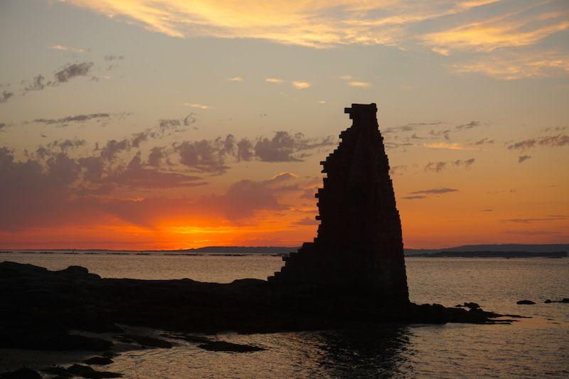La Torre de San Sadurniño, uno de los atractivos más turísticos de Cambados