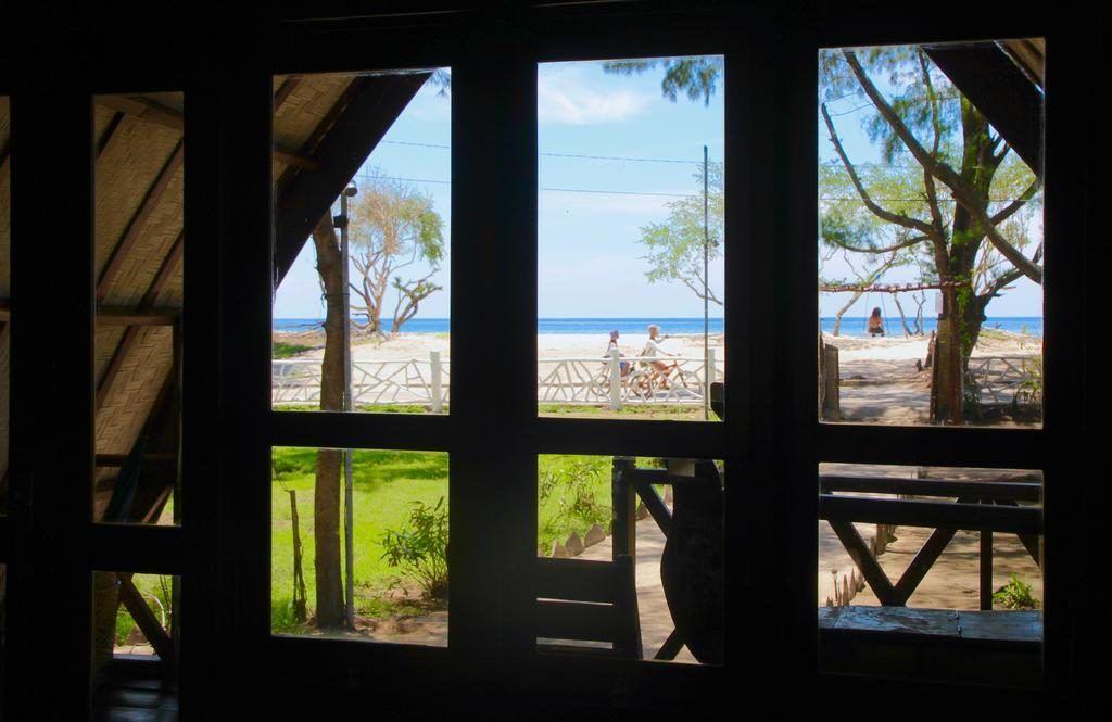 Villa con vistas al mar en Gili Trawangan
