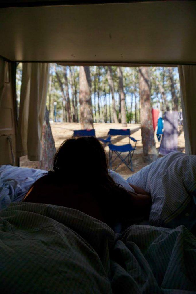 Despertar en el camping tampoco está mal ¿eh?