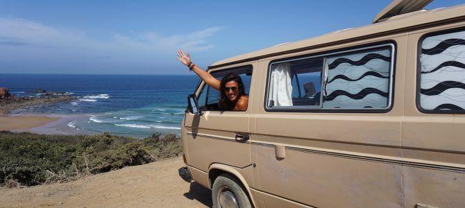 Itinerario de una semana por Alentejo y la Costa Vicentina en Camper: una ruta de 8 días por las mejores playas de Portugal