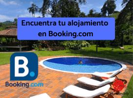 Encuentra alojamiento en Booking.com