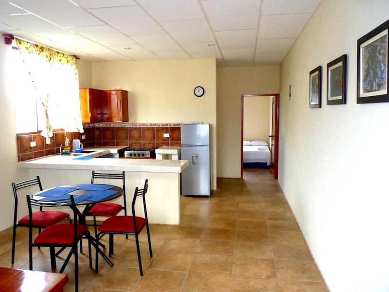 Nuestro alojamiento en Santa Cruz: Galápagos Coral. Foto de Booking