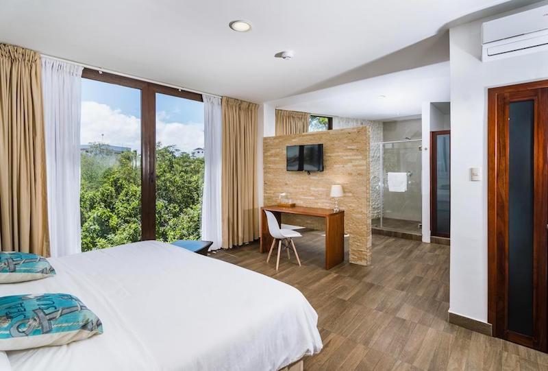 Habitación del Hotel Boutique La Isla. Foto de Booking
