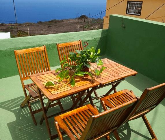 Casa el Lomito con vistas, en Valverde