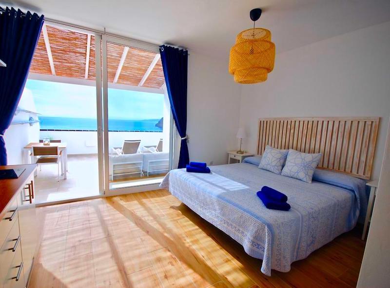 Apartamento SkyLovers en Gran Tarajal. Foto de Booking