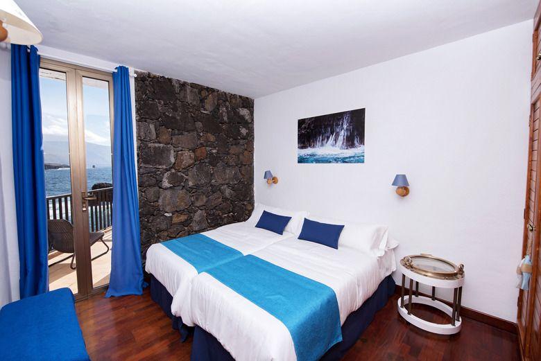Interior de la habitación. Foto de Hotel Puntagrande