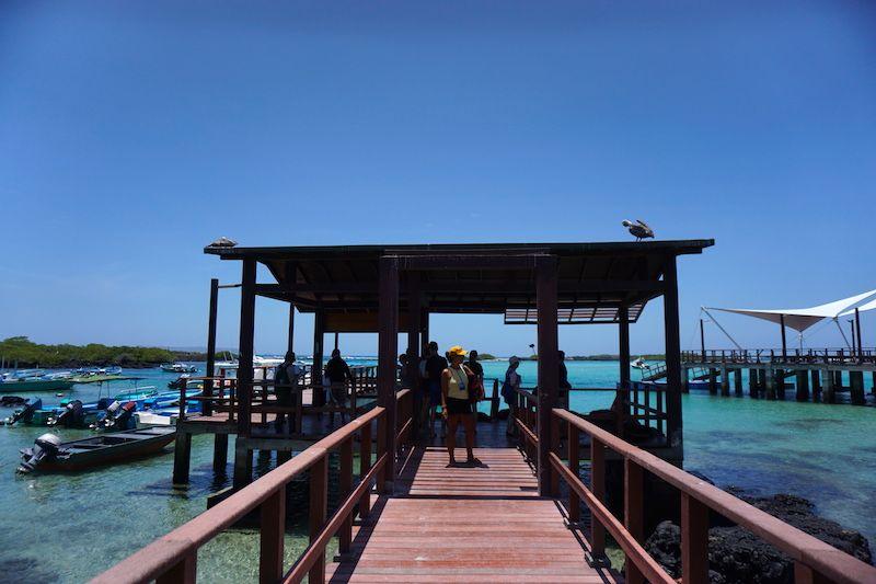 Muelle de Isabela