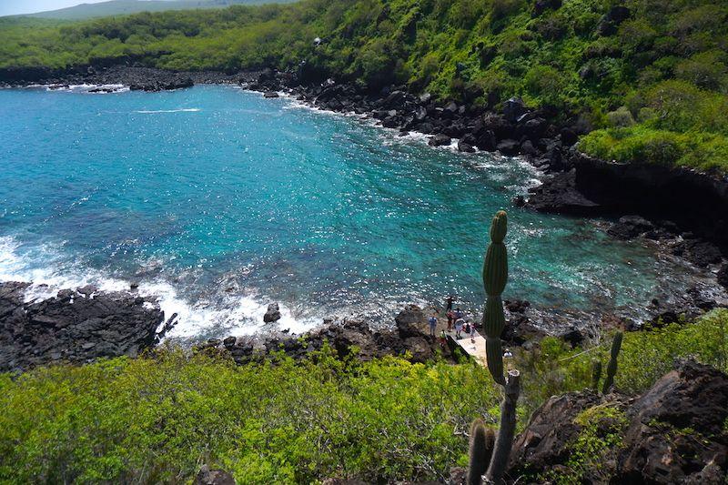 Snorkel en Cerro Tijeretas