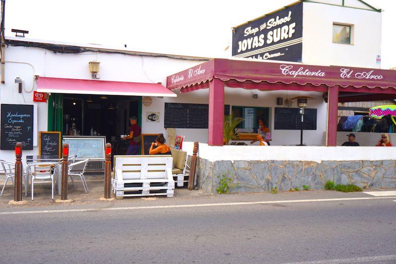 El Arco: el mejor café de la isla está en Lajares