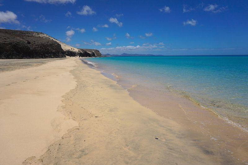 Playa del Mal Nombre, nuestro rincón preferido de mar