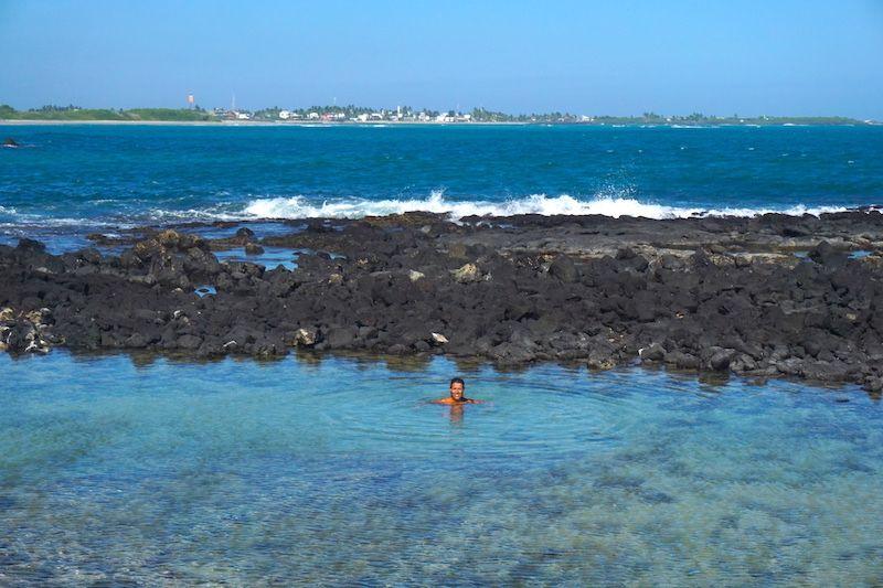 Playa del Amor en Isabela, la isla que se convirtió en nuestra preferida